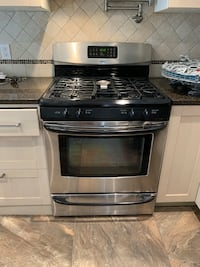 Stainless Steele gas stove Bolton, L7E 1W1