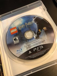 LEGO Harry Potter years 5-7 PS3 Langley, V2Y