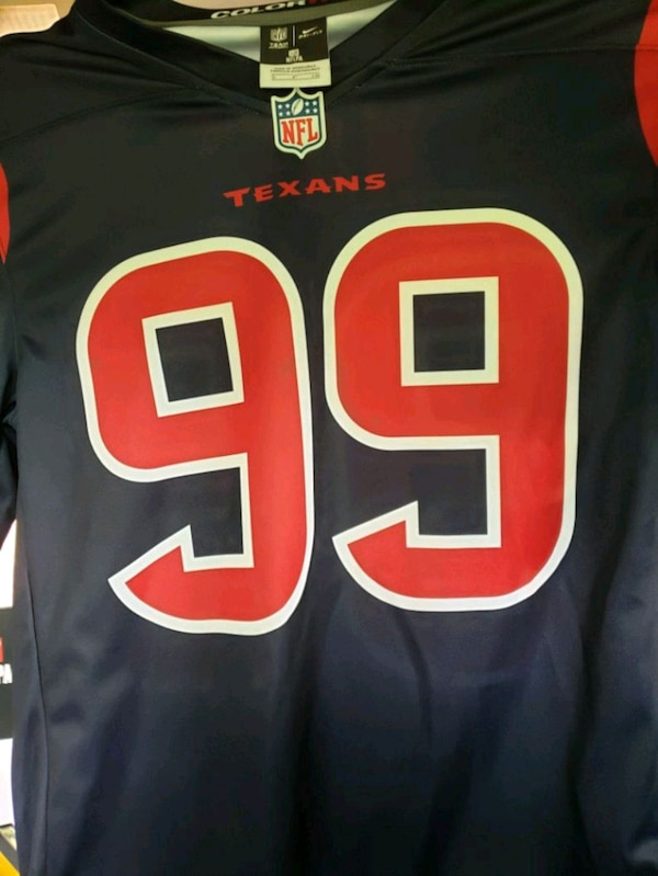 low priced ba563 90f48 Nike JJ WATT Jersey Men's Small