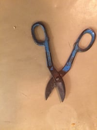 blue and brown shears Henderson, 89002