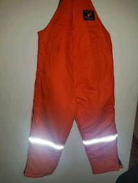 Truck driver insulated overall