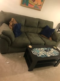 Beautiful sofa, coffee table and chair, excellent condition!! Rockville, 20852