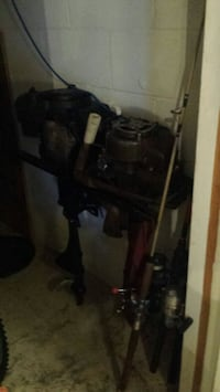 Outboards and vintage Penn gear Edgewood, 21040