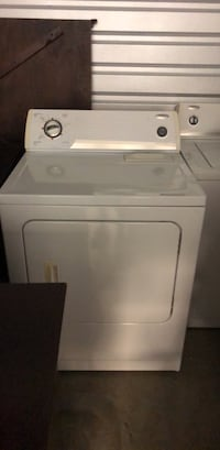 white front-load clothes dryer Greensboro, 27409