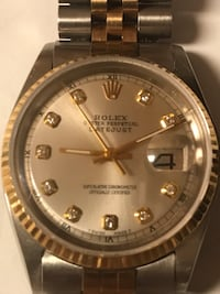 Men's Rolex (Price Reduced!) Reston, 20191