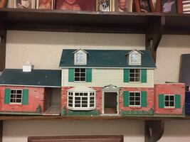 Old doll house