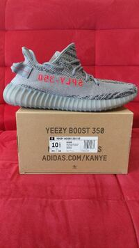 2.0 Adidas Yeezy Boost 350's with box