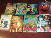 assorted Disney DVD movie cases South Bend, 46613
