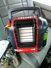 red and black space heater Yakima, 98901