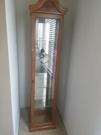 MOVING SALE *Curio cabinet* HANOVER
