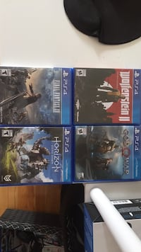 Ps4 game send me your offers Montréal, H1R 2Y6
