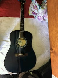 Acoustic guitar up for trade for electric uke Oxnard