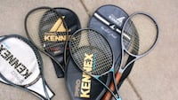 Kennex tennis rackets and cases Minneapolis, 55428