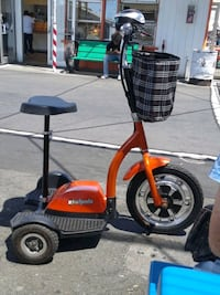 electric scooter e-wheels Hayward, 94541