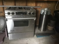 Cook top gas stove King, L7B 1E4