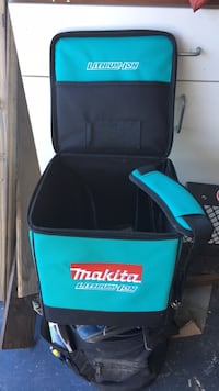 makita double Drill bag zipper top with strap Palmdale, 93550