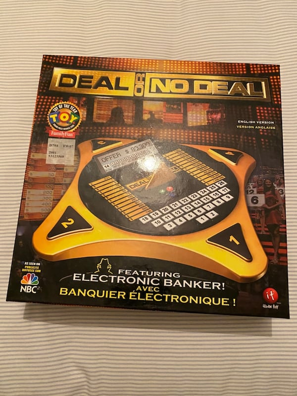 Deal or no Deal Board Game 69f92b7f-65f1-4405-8e75-2c7636caf7c5