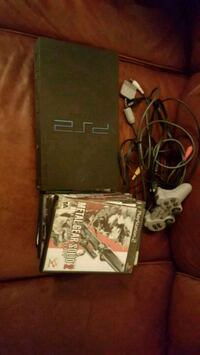 PS2 + 10 games  Halifax, B3H 2S8
