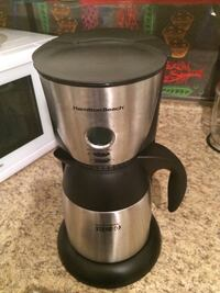 Hamilton Beach coffee maker Mississauga, L5K 1G8