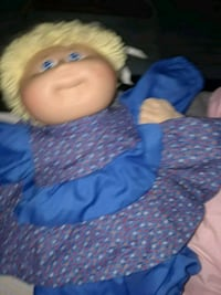 1985 cabbage patch kid in great condition Salt Lake City, 84119
