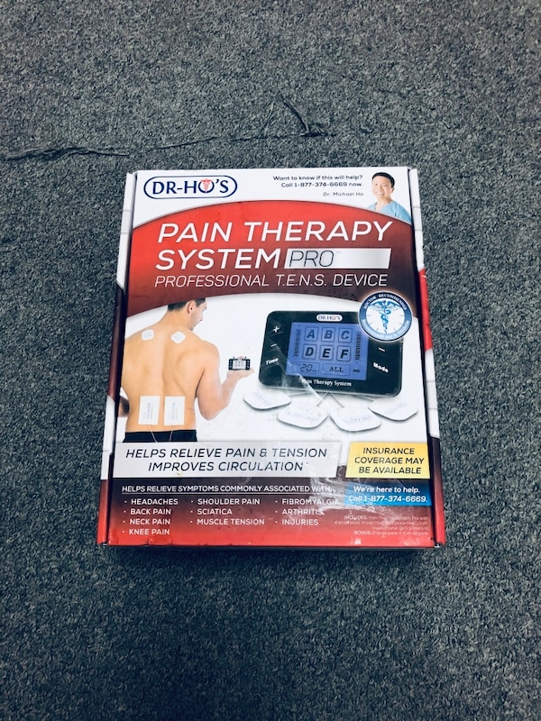 Brand new Dr.Ho's Pain relief Therapy system Pro