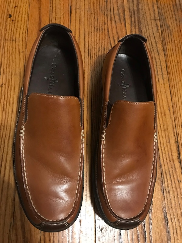 b3e2153909a Used Cole Haan Men s Tucker Venetian Slip-On Loafer TAN Size 8.5 M USA for  sale in New York