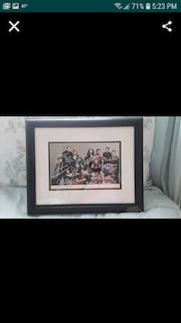 Sopranos photo, autographed, professionally framed Deerfield Beach, 33441
