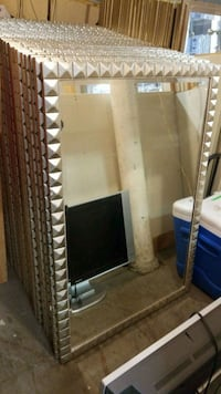 Hotel style mirrors 52x36