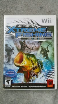 Fishing Game for Wii London, N6E 2Y8