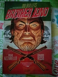 100 Bullets Brother Lono comic book Pendleton, 46064
