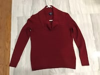 EUC, ladies pullover sweater , from Reitmans, size L, stretchy,  Brampton, L6R 2C4