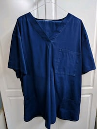 Medical Scrubs top and bottom  Orange, 92865