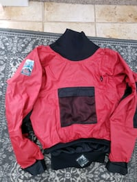 Palm equipment jacket