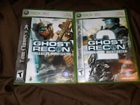 Two Xbox 360 games both for $8 Waterloo, N2J 2A2
