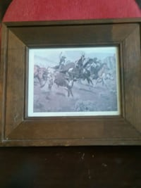 black Cowboy  and others Stampede  by J.Grandee Kansas City, 64131