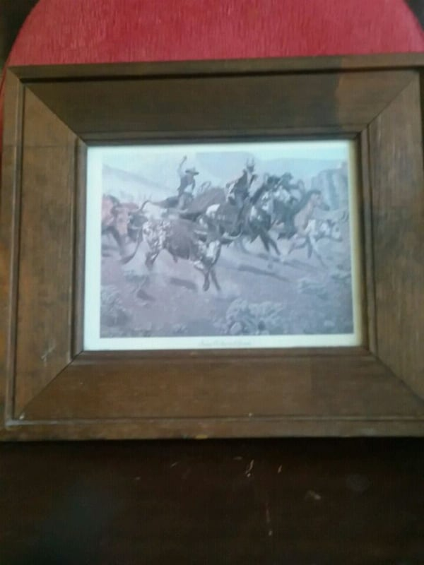 black Cowboy  and others Stampede  by J.Grandee  2a4922c8-ce94-43b2-bae9-821bf5a587af