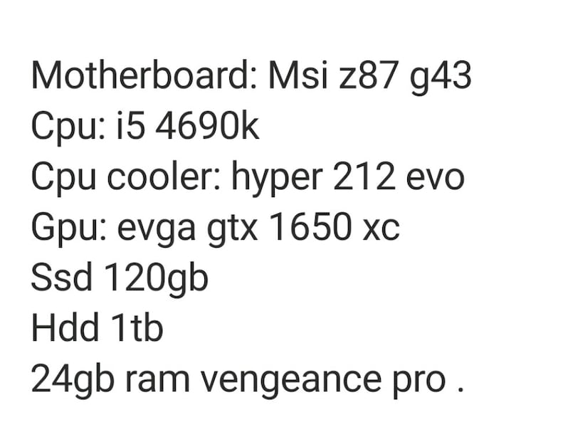 Gaming build with monitor a67cebe2-f2ef-4ecd-a8c6-ce9cf59d9a7a