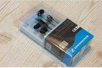 Original sennheiser extra bass earphones with mic  Thane, 400601