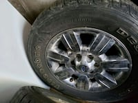 Tire and rim's have two Ford f150 Jackson