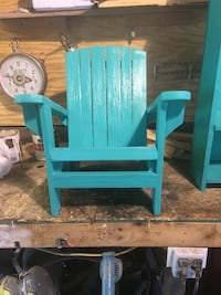 Kids adirondack chairs can burn names into head rest Colbert, 74733