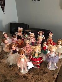 Madame Alexander Ballerina Dolls (Like New) San Antonio, 78250