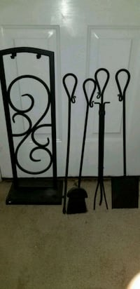 black metal wall mount rack Odenton, 21113