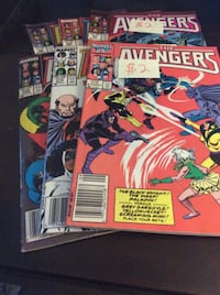 JUST REDUCED Comics The Avengers    Rockville