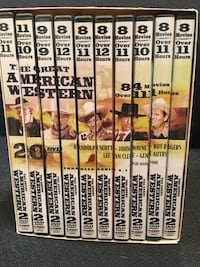 Western movie collection Coon Rapids, 55433