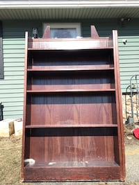 Bookcase/magazine rack