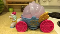 fisher price little people cinderella carriage Elkridge, 21075