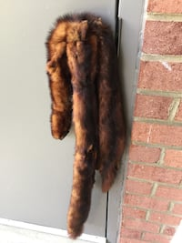 brown fur scarf Rockville, 20852