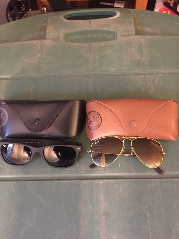 83332eefff Used 2 Authentic Raybans for sale in Toronto - letgo