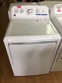 BRAND NEW GE white gas dryer  Woodbridge, 22191