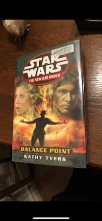 Star Wars book.
